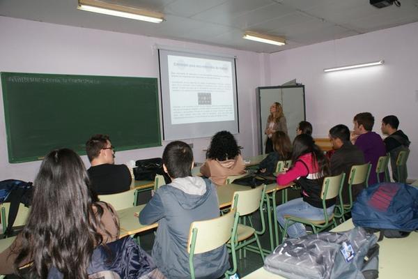 2013  FP Joven en Murcia talleres